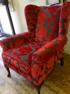 Wing Chair ...